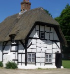 Cottage on the village green at Enham Alamein (link to Enham Alamein Parish Council website)