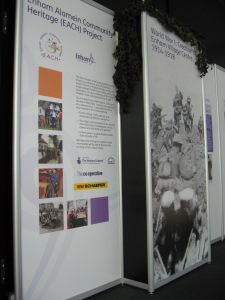 EACH exhibition at Hampshire Record Office
